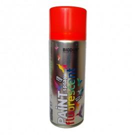Spray fluorescent Rosu neon RAL 3026