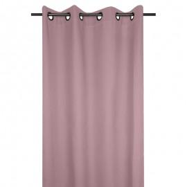 Draperie roz pudra Nelson