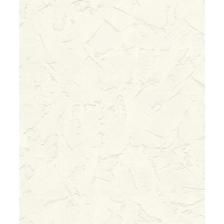 Tapet Tencuiala rustica alba