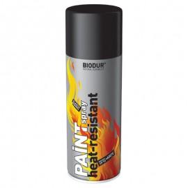 Vopsea etriere spray Biodur negru