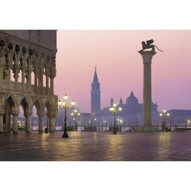 Fototapet Venetia - Piata San Marco