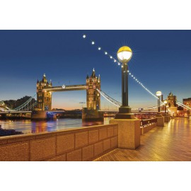 Fototapet Londra - Tower Bridge