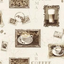 Tapet bar Cafea