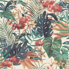 Tapet floral Jungle