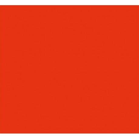 Autocolant Rosu pasional 45cm - mat