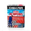 Vopsea Oskar Direct Pe Acoperis - gri metal 2.5L
