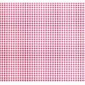 Autocolant decorativ Carouri rosii 45cm