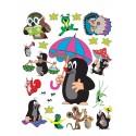 Stickere Cartita la petrecere pentru perete camera copii