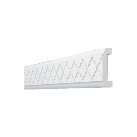 Canal cabluri decorativ Vidella SF5 alb 65mm x 200cm