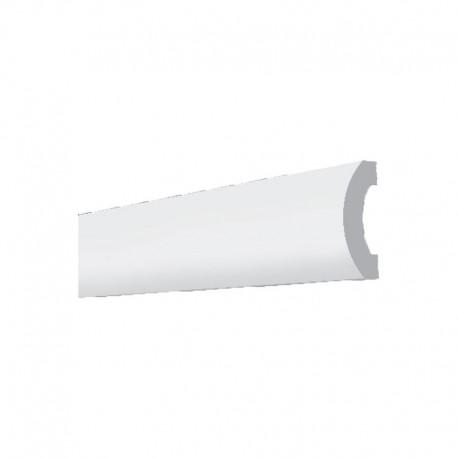 Canal cabluri decorativ Vidella SR1 alb 40mm x 200cm