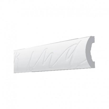 Canal cabluri decorativ Vidella SR3 alb 40mm x 200cm