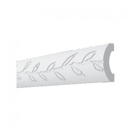 Canal cabluri decorativ Vidella SR4 alb 40mm x 200cm