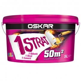 Vopsea crema Oskar 1 STRAT 5L