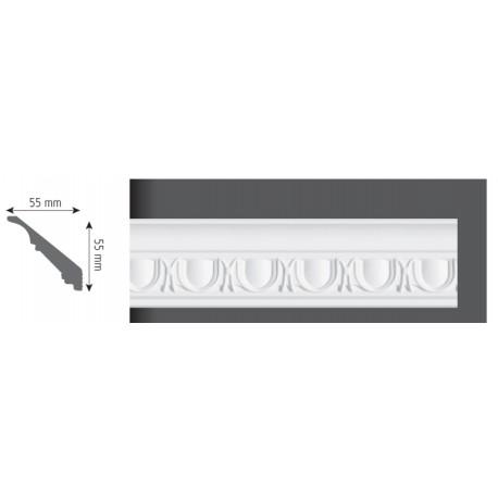 Bagheta decorativa polistiren DM551 55x55mm