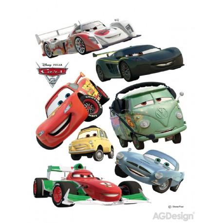 Stickere Cars 6 pentru perete camera copii