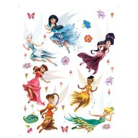 Stickere Fairies 2 pentru perete camera copii