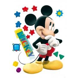 Stickere Mickey Mouse pentru perete camera copii