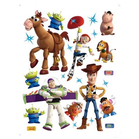 Stickere Toy Story pentru perete camera copii