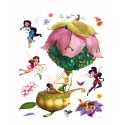 Stickere Walt Disney - Fairies pentru perete camera copii
