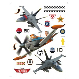 Stickere perete Disney - Planes