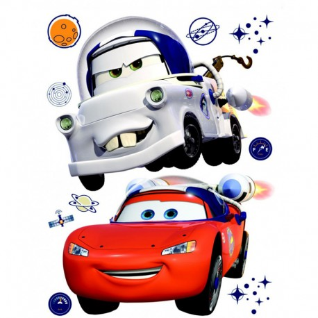Stickere Cars Space pentru perete camera copii