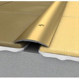Prag trecere parchet PR4 48mm din aluminiu