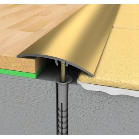 Profil de nivelare parchet Arbiton SM2 auriu 41mm