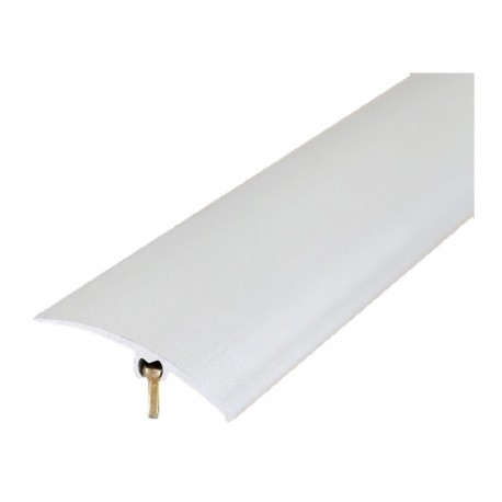 Profil de nivelare parchet Arbiton SM3 argintiu 47mm