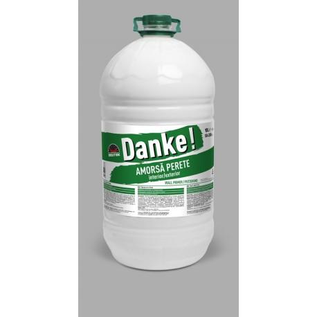 Amorsa vopsea lavabila Danke 10L