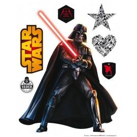 Stickere Razboiul stelelor - Darth Vader pentru perete camera copii