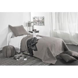 Cuvertura pat copii Mikado gri suav