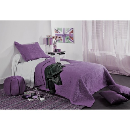 Cuvertura pat copii Mikado mov