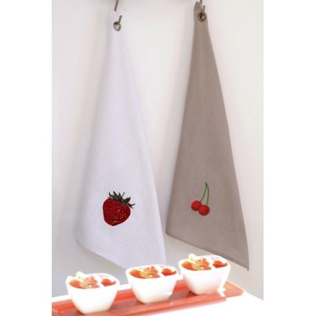 Set prosoape de bucatarie Berries