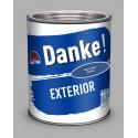 Vopsea pentru metal si lemn Danke Exterior 2.5L cu uscare rapida