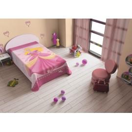 Patura fetite Printesa roz