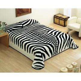 Patura animal print Zebra
