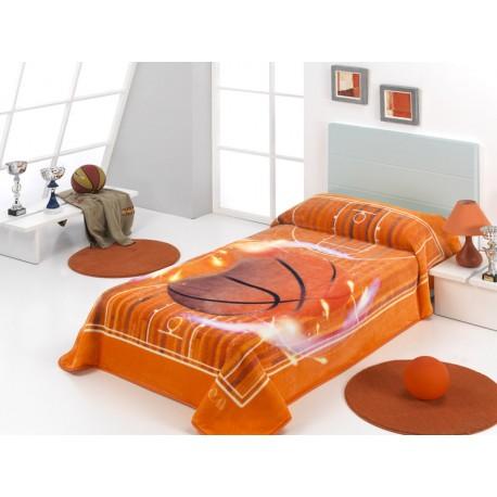 Patura copii Baschet portocalie