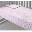 Paturica bebelusi Topitos Sherpa roz