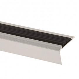 Profil treapta antiderapant Arbiton PS6 argintiu 46x27mm