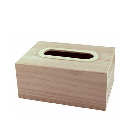 Cutie din lemn pentru servetele
