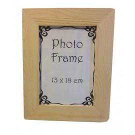 Rama foto din lemn 19x24cm