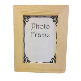 Rama foto din lemn 21x26cm