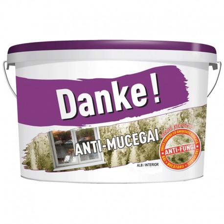 Vopsea lavabila Danke Anti-mucegai