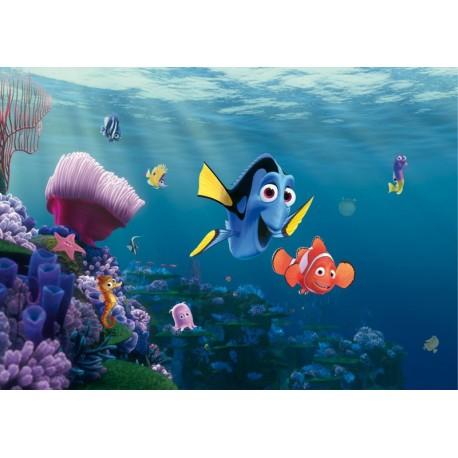 Fototapet Disney pentru camere copii - Finding Nemo