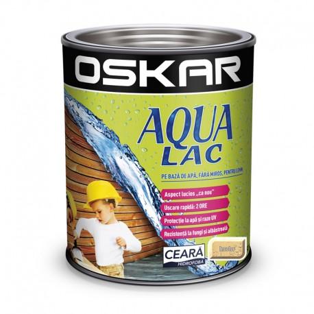 Oskar Aqua Lac pentru lemn Incolor 2.5l