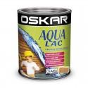 Oskar Aqua Lac pentru lemn Mahon 2.5l  pe baza de apa