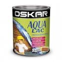 Oskar Aqua Lac pentru lemn Tec 2.5l pe baza de apa