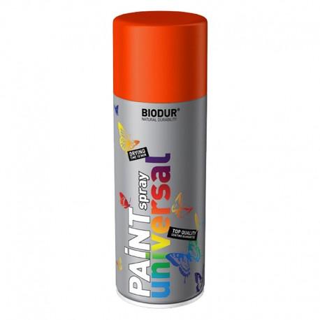 Spray vopsea Biodur Rosu trafic RAL 3020
