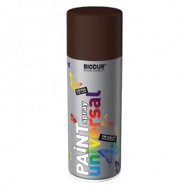 Spray vopsea Biodur Maro ciocolatiu RAL 8017