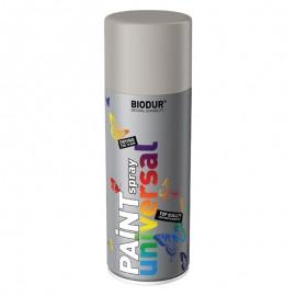 Spray vopsea Biodur Alb aluminiu RAL 9006
